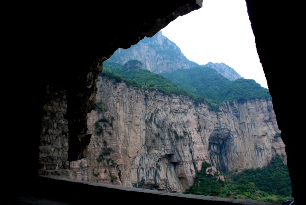 Im Huilong-Tunnel