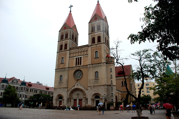 St.-Michaels-Kathedrale in Qingdao