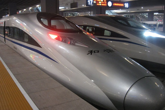 China per Highspeed