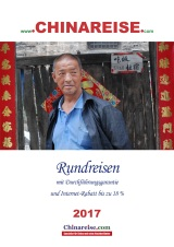 Reisekatalog China Rundreisen 2017 Chinareise.com